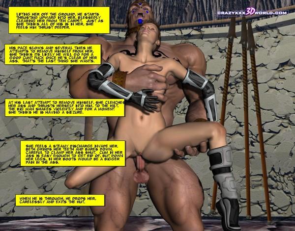 3d porno. 3d bondage art. - Picture 14