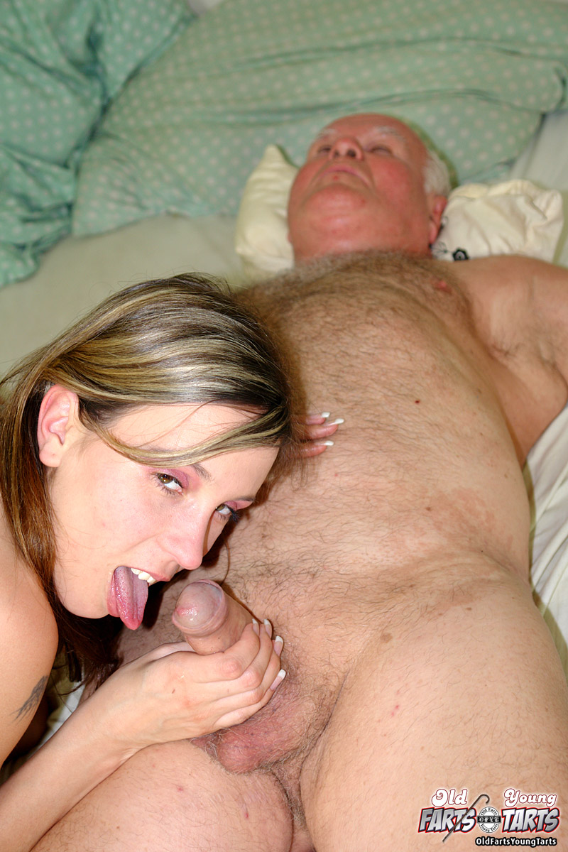 Grandpa fucking the food deli - XXX Dessert - Picture 13