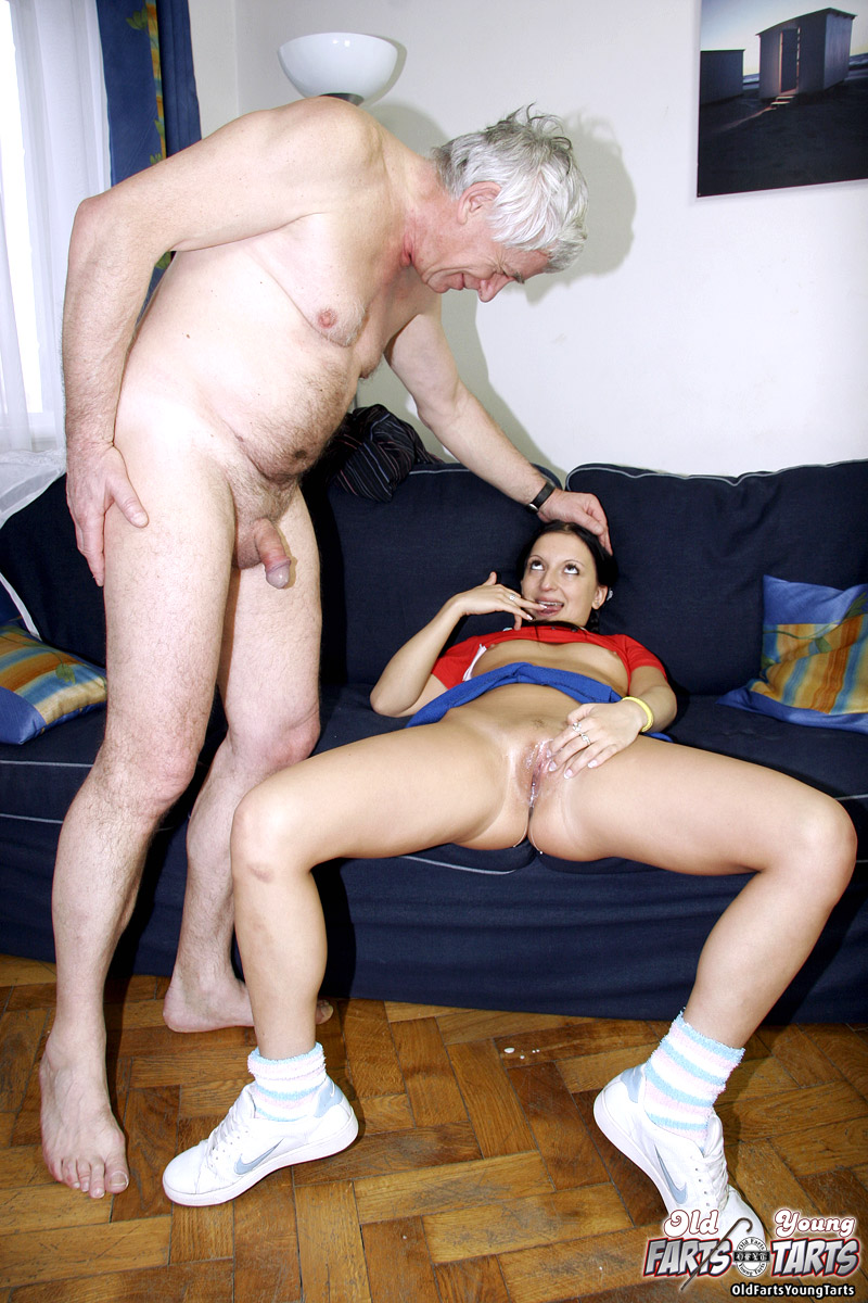 Girls Sex Horny Old Man Seduces His Teen M - Xxx Dessert -8255