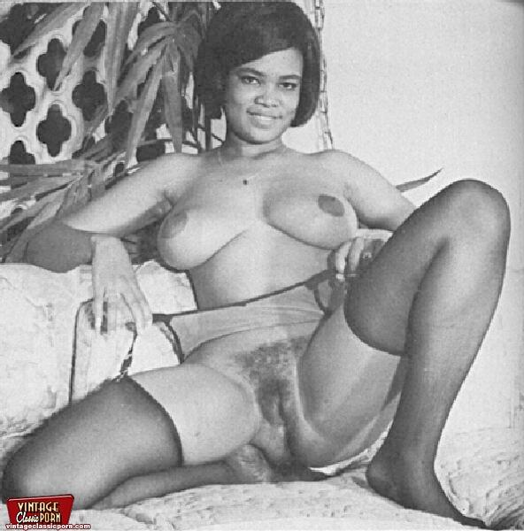 Vintage black porn pics