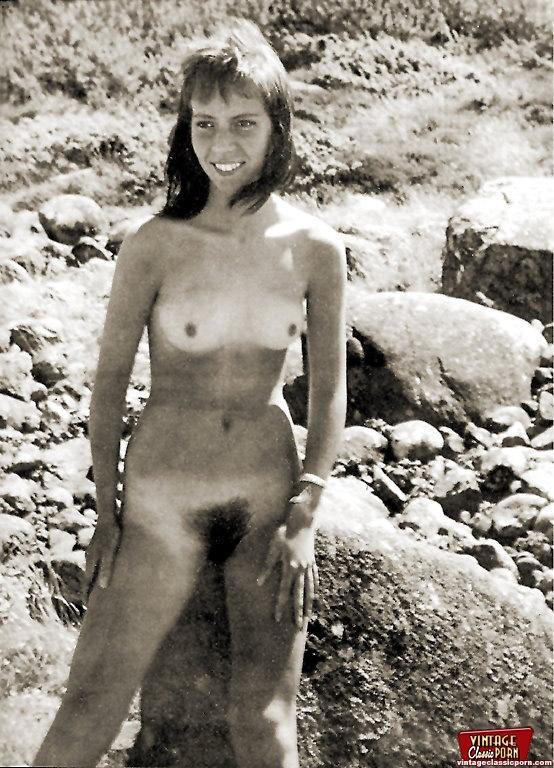 60s hairy milf nude