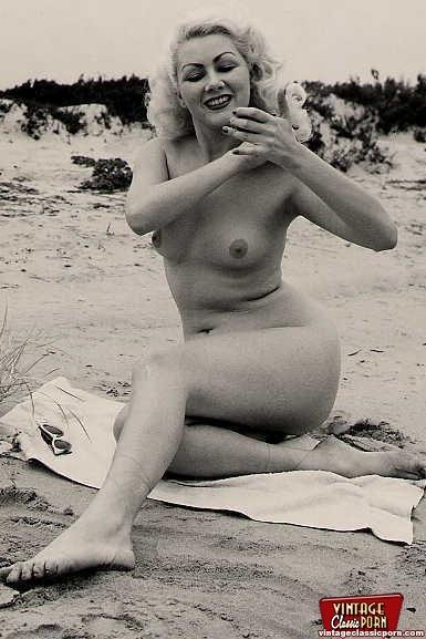 Vintage classic porn nudes