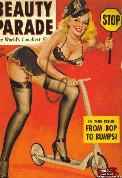 retro erotic photos