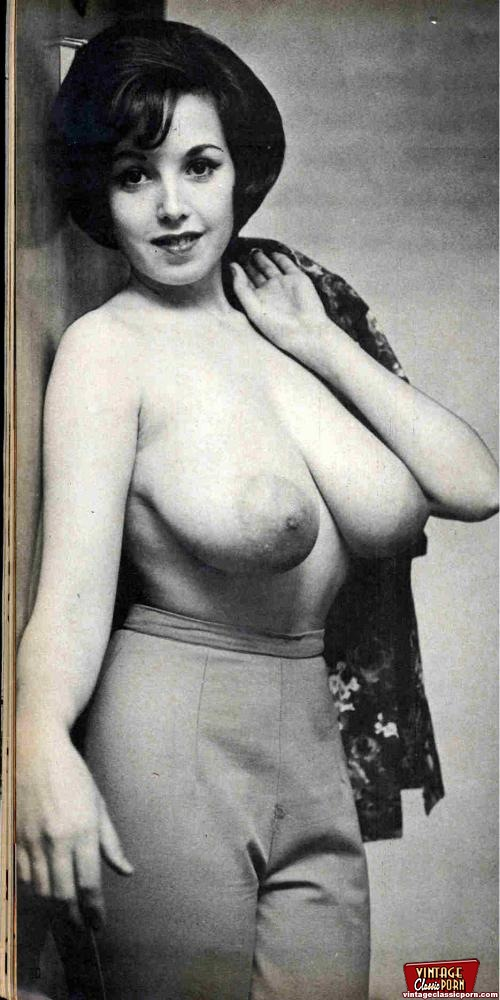 Very good big nude mature natural breasts women seems magnificent