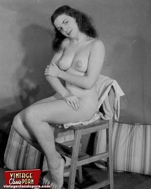 Best of 40s Retro Porn