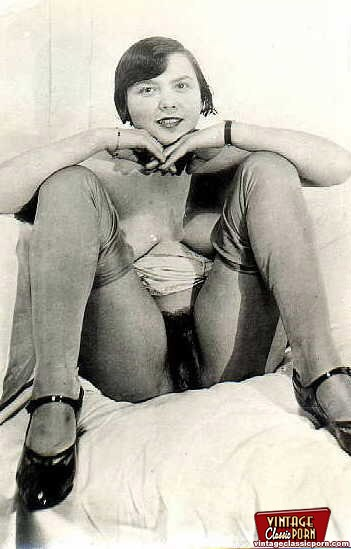 Kinky vintage free pic