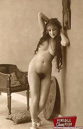 sexy Vintage porna