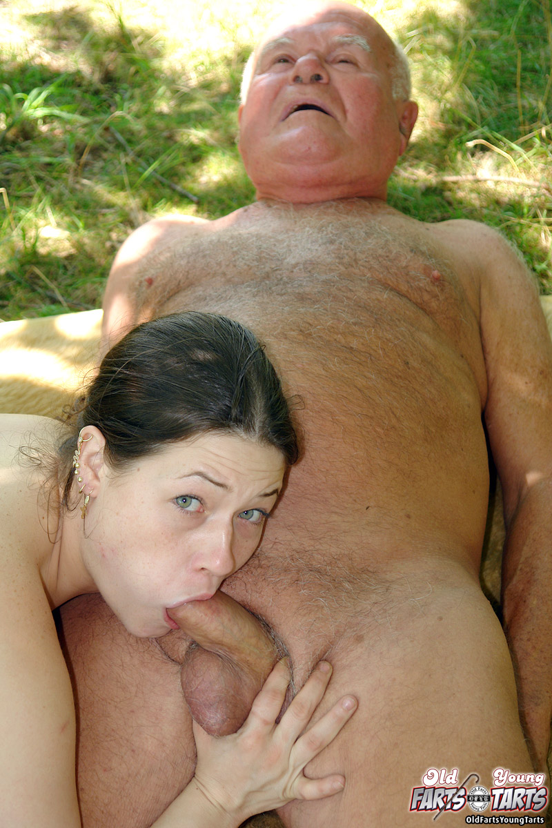 Old Men Young Ladies Grandpa Seduces A Dir - Xxx Dessert - Picture 8-6695
