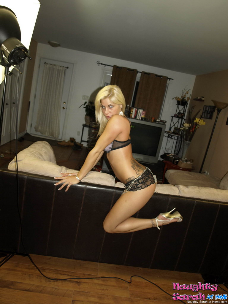 Sexy blondes. In this Naughty Sarah video s - XXX Dessert - Picture 7