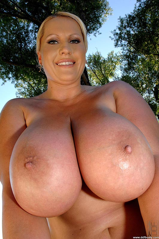 NINA: Chubby Monster Tits