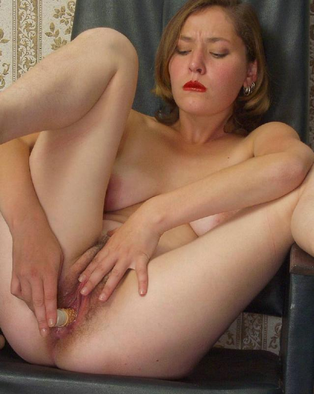 Hairy ladies. Busty babe totally naked and  - XXX Dessert - Picture 17
