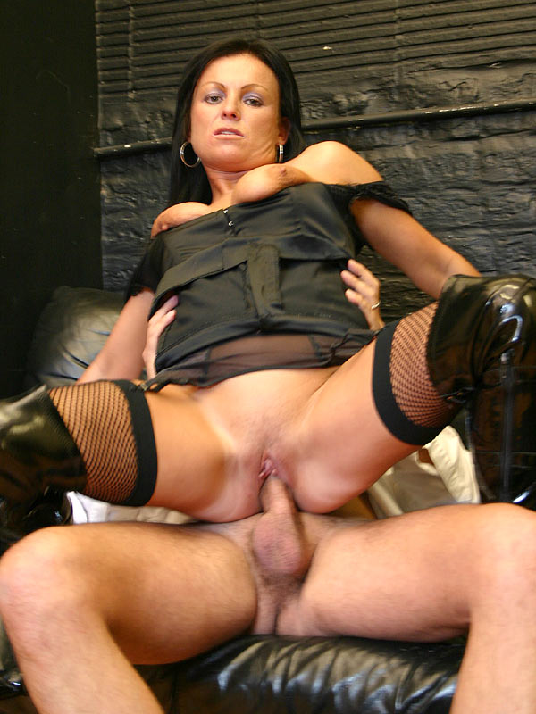 Female and domination