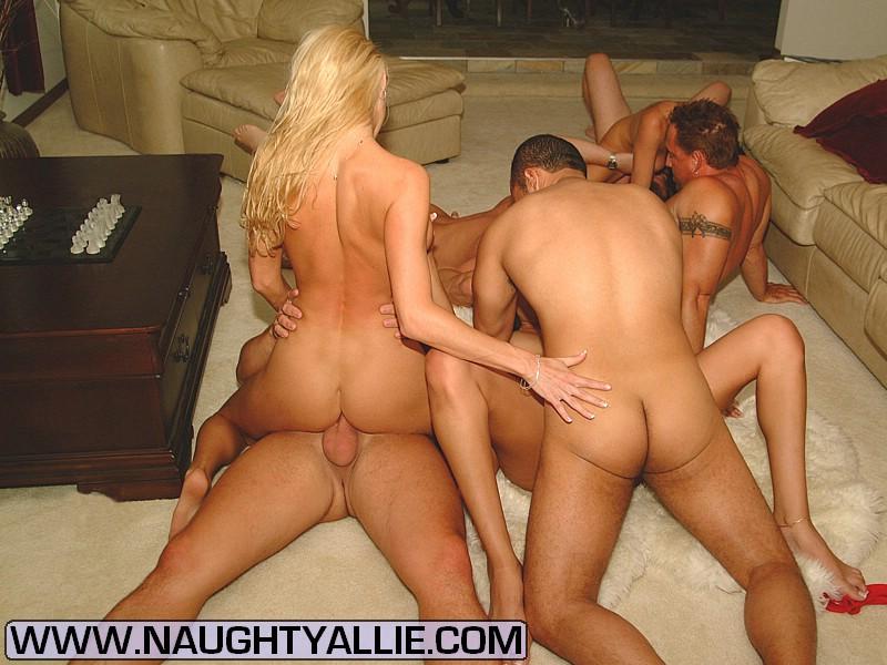 Milf swinger orgy