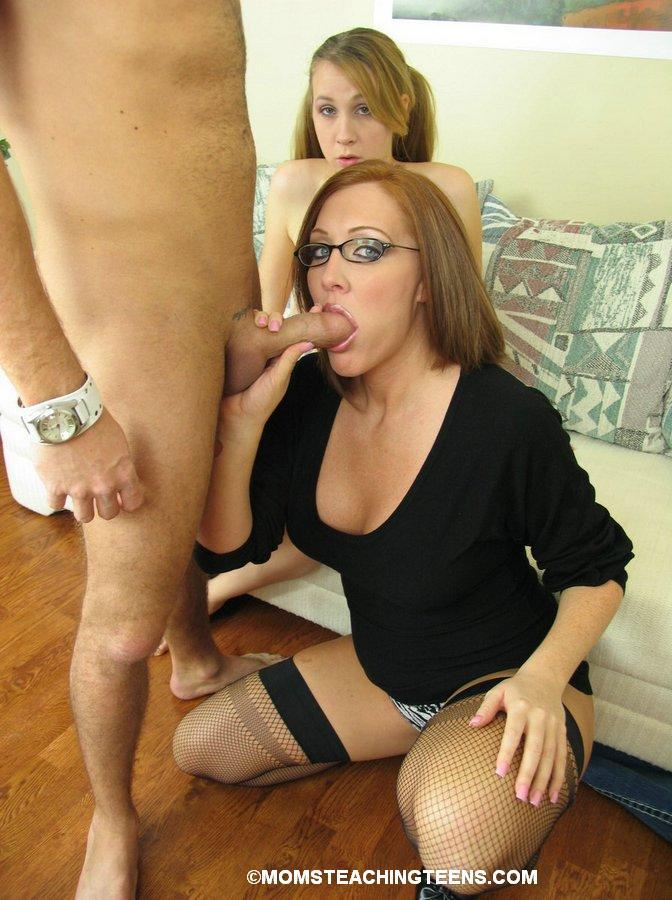 Acquaintance of mature women