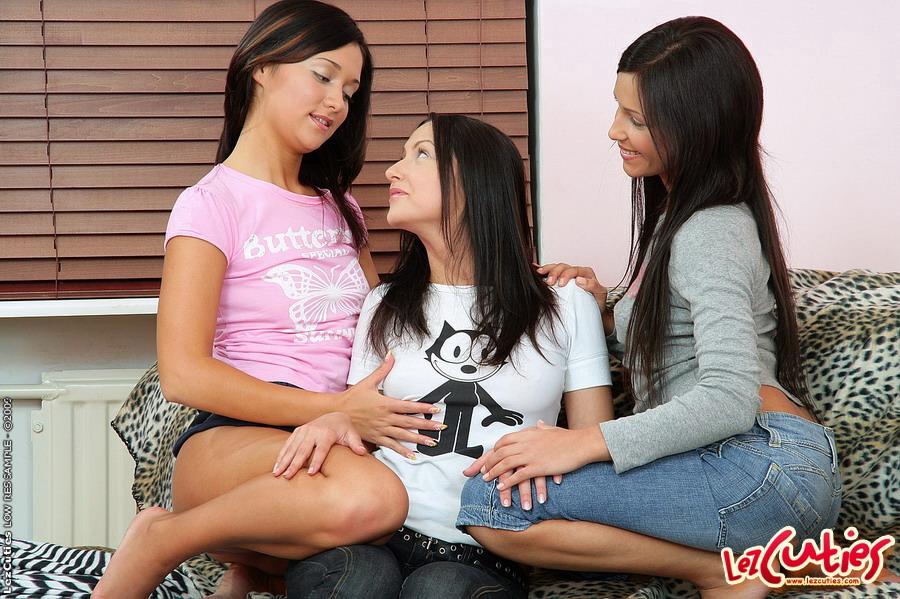 Webcam Teen Lesbian Anal