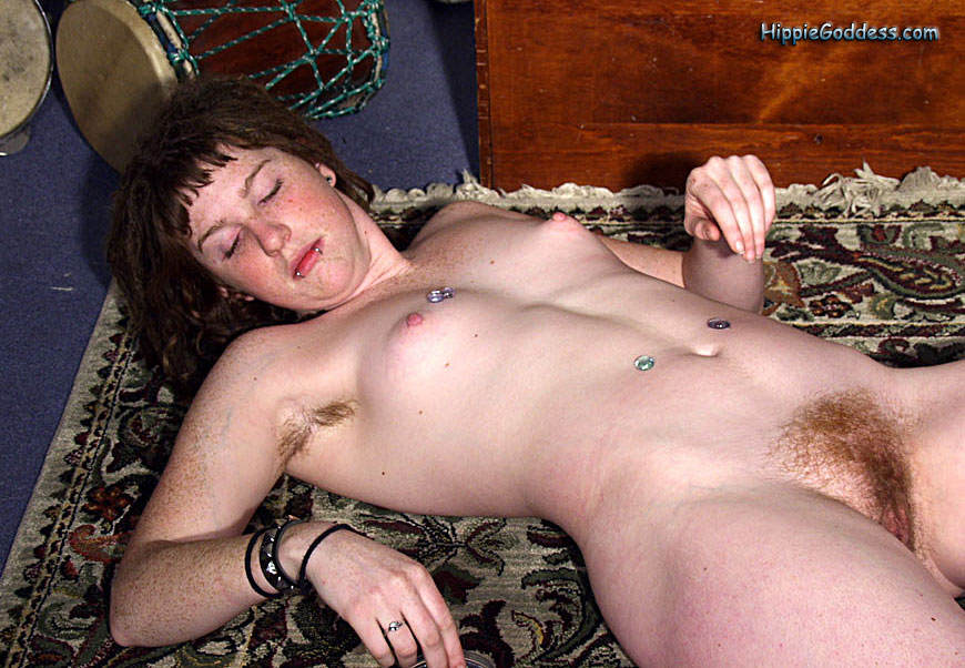 Pussy girl hairy freckled consider, that you