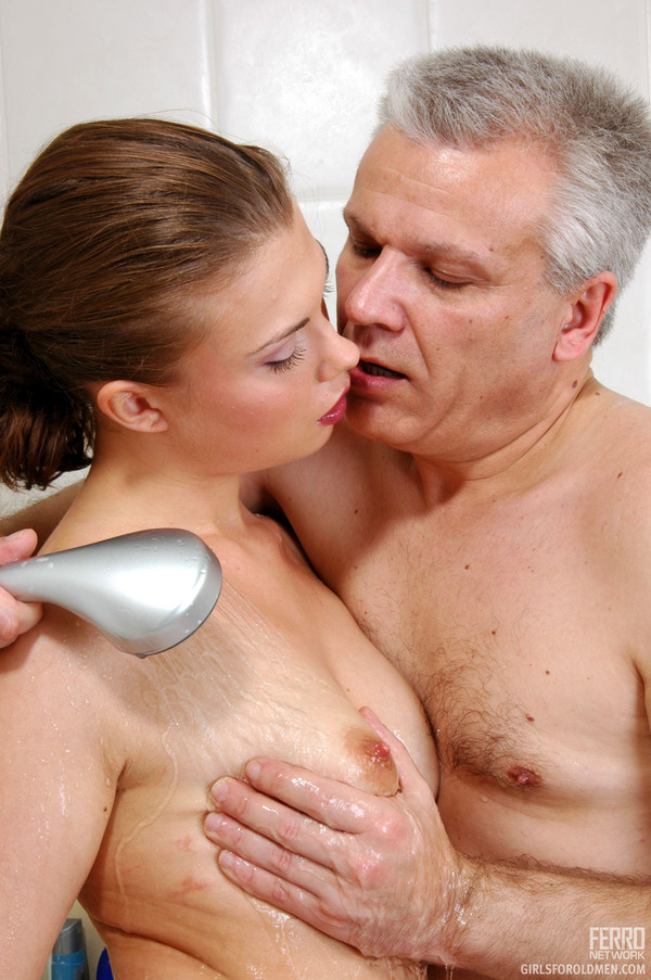 Old Man Young Girl Yummy Naked Cutie Spied - Xxx Dessert -4808