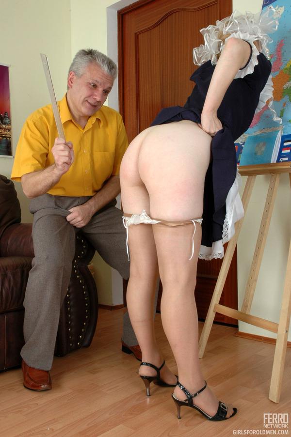 Pervert Old Man Creampie