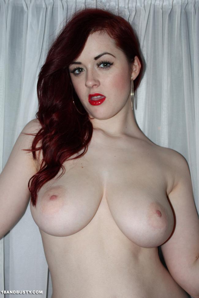 Redheads fucking big black cocks