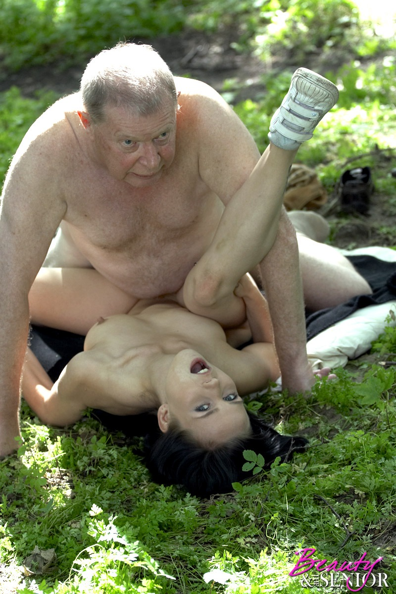 Forest sex local fuck