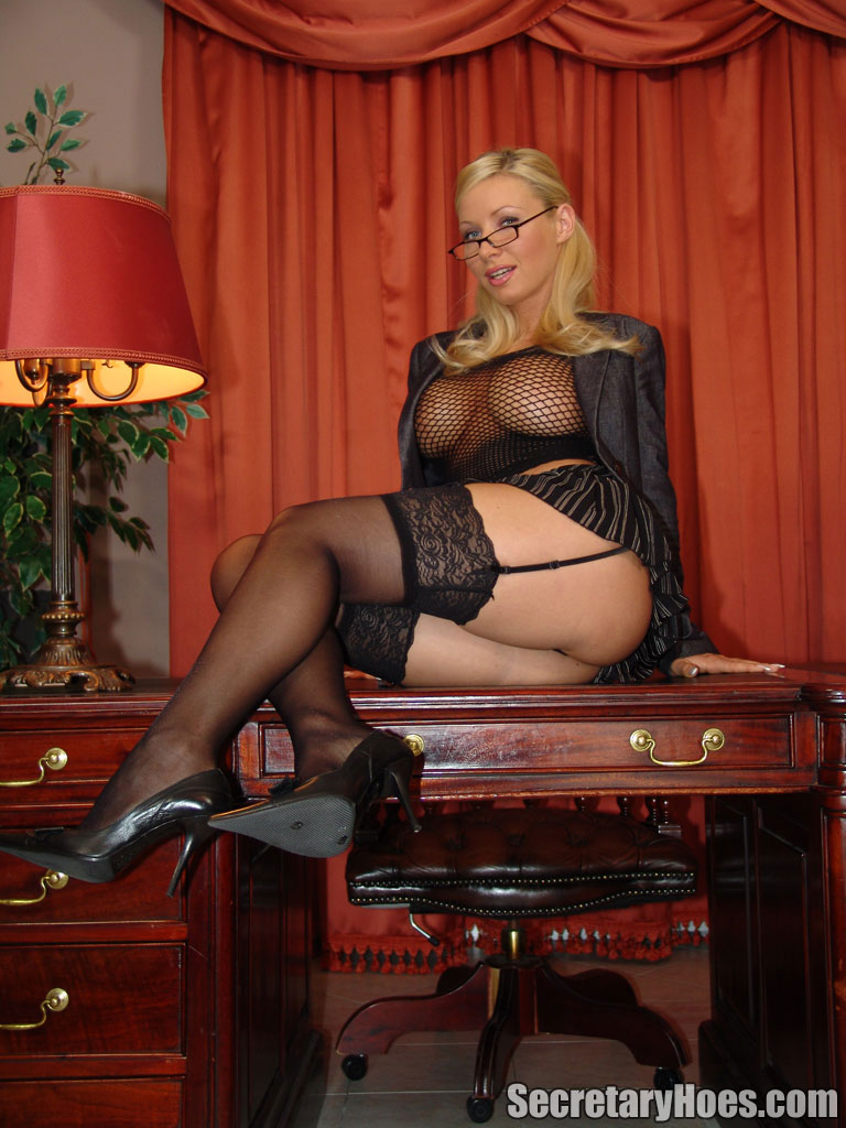 Blonde Mature Busty Office Secretary Helena - Xxx Dessert -2804