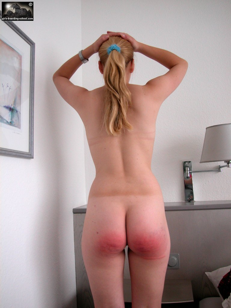 She Is Getting A Good Hot Spanking Over Her - Xxx Dessert -5262