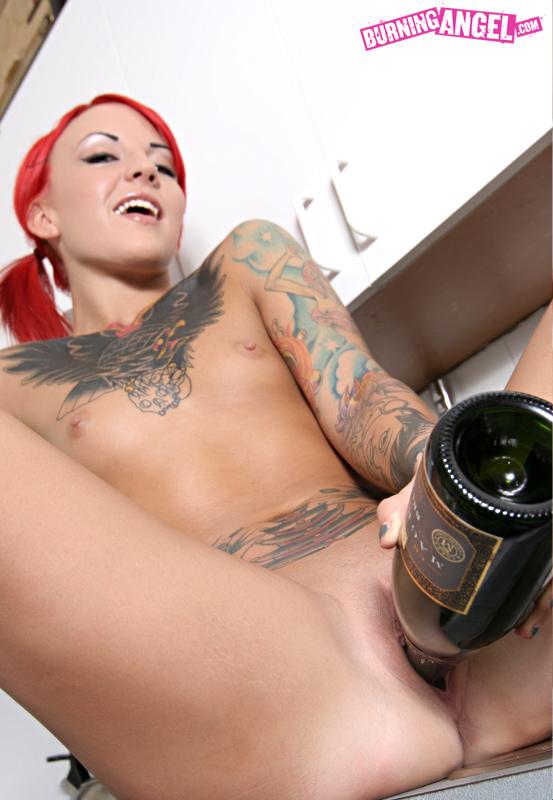 Sexy tattooed porn