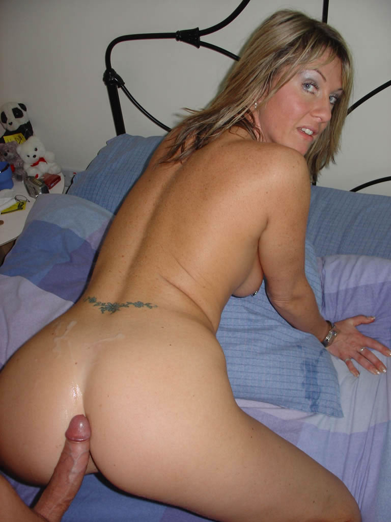 Family Strokes Blonde Milf