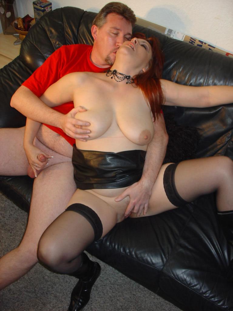 Amateur Housewife Big Cock