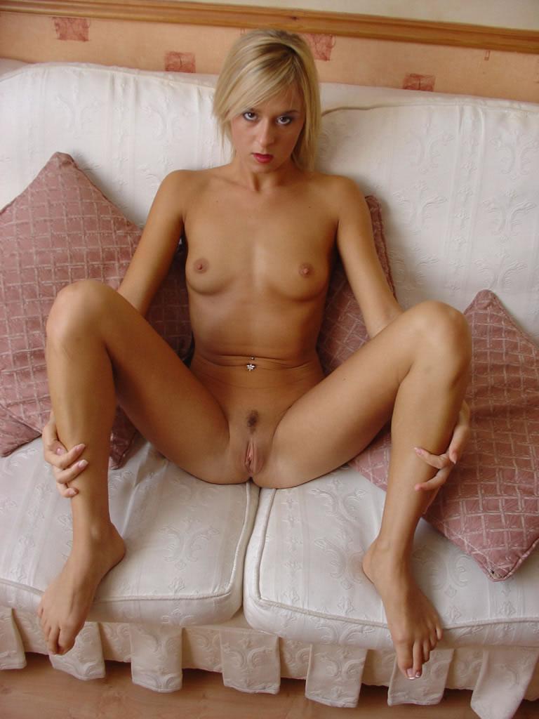 Blonde Milf Fucks Young