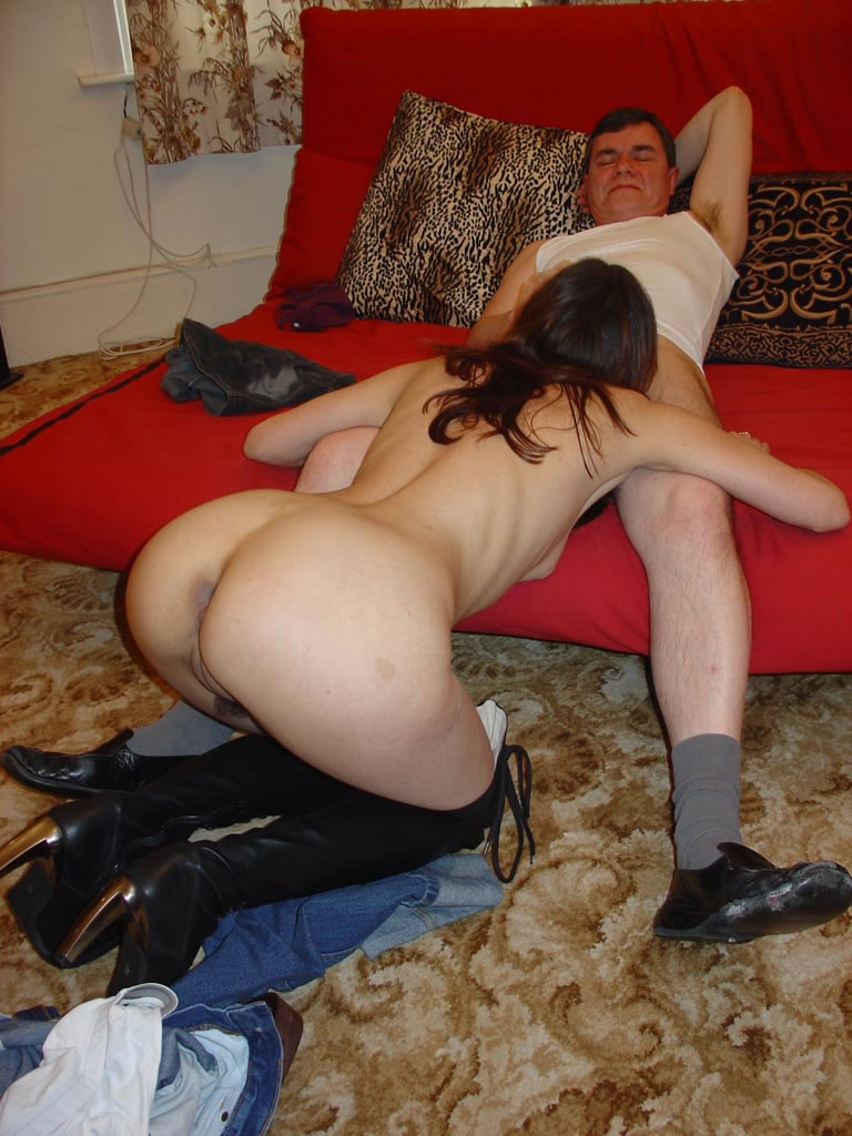 Amateur British Drunk Wife
