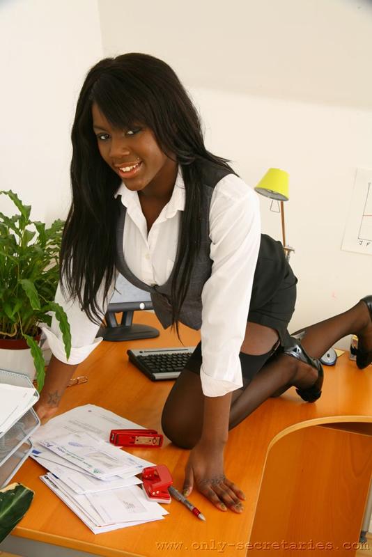 Are not big ass sex ebony in school