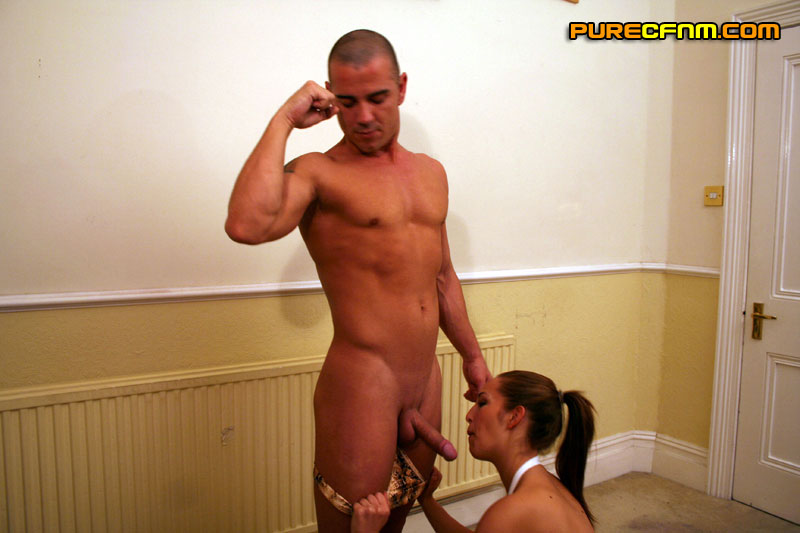 Nude female pygmy