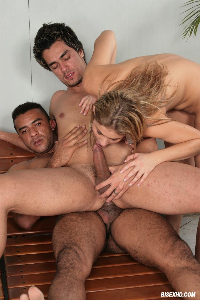 Free short porn videos threesome