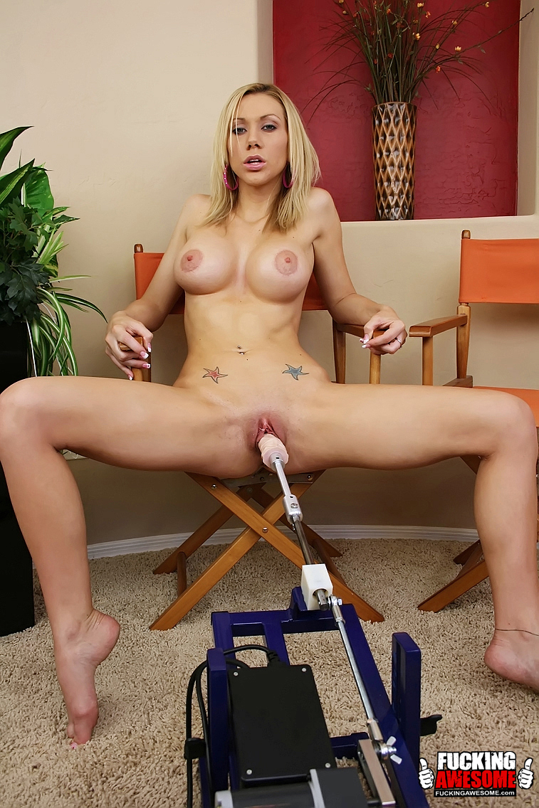 Perfect body naked blonde nymph received se - XXX Dessert - Picture 7