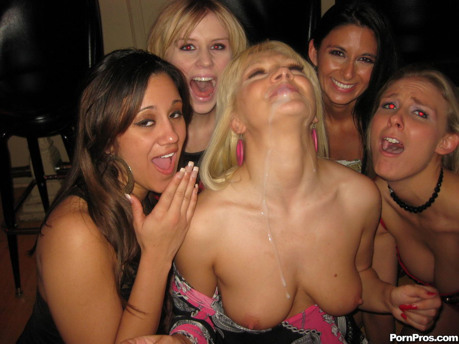 Slutty drunk girls