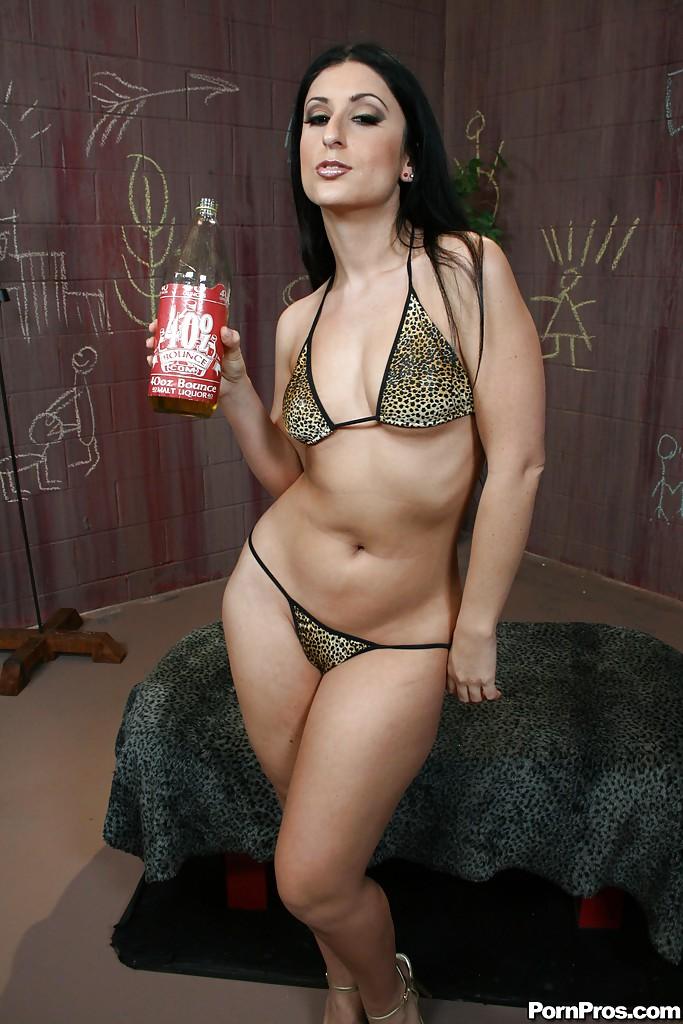 Small Tit Big Ass Latina