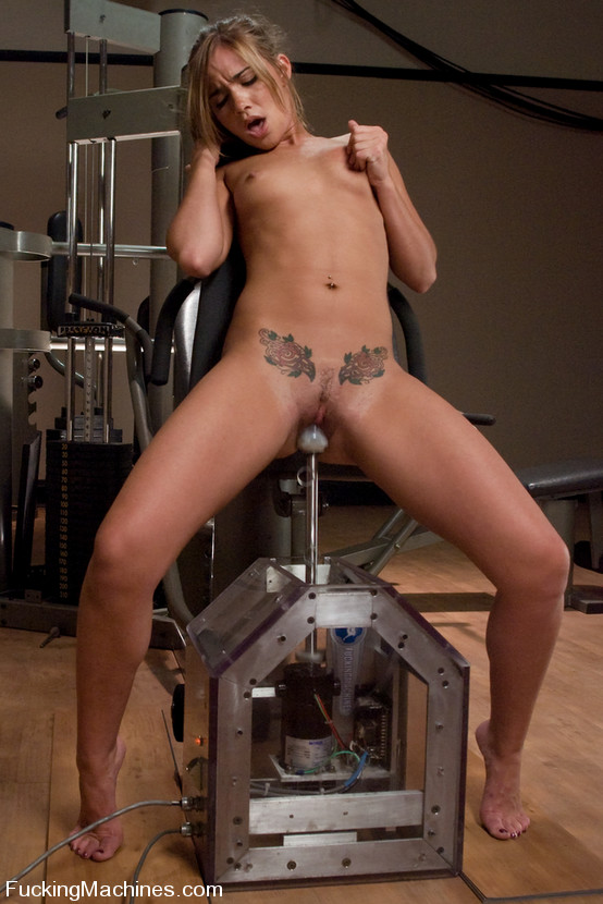 girls machine 2 fucking