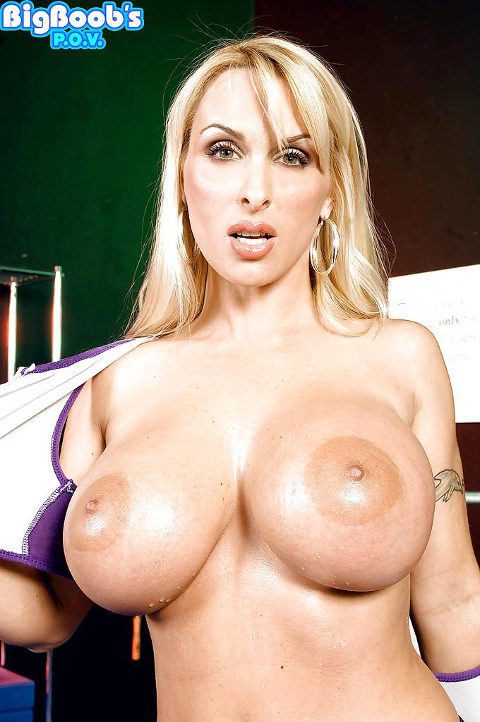 Big Tits Double Blowjob Pov