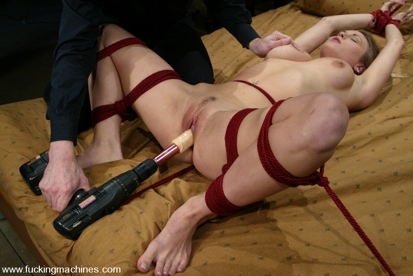 Hot Teen Tied Up Fucked