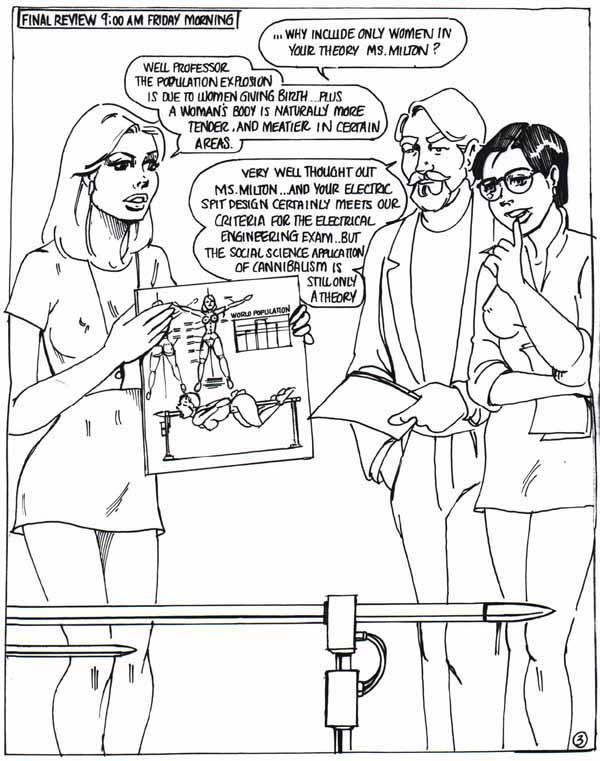 Black Women Toon Porn - Toon porn comic. Professor and dean fuck an - XXX Dessert ...