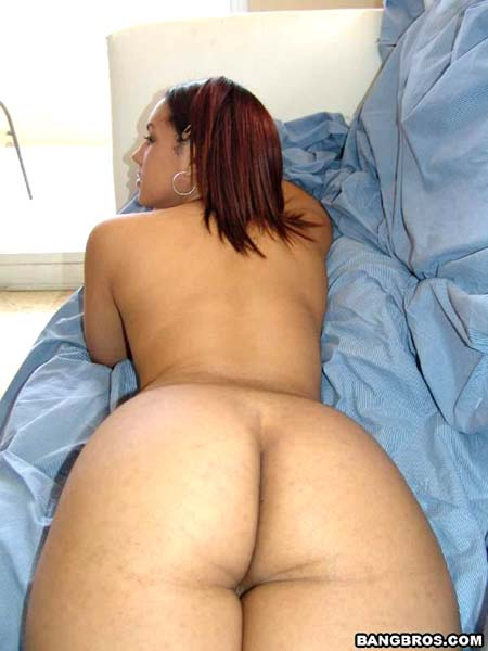 from Nathaniel nude redheads with apple bottom