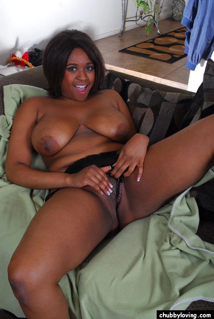 Chubby Ebony Mature - Pornpictureshqcom-8687