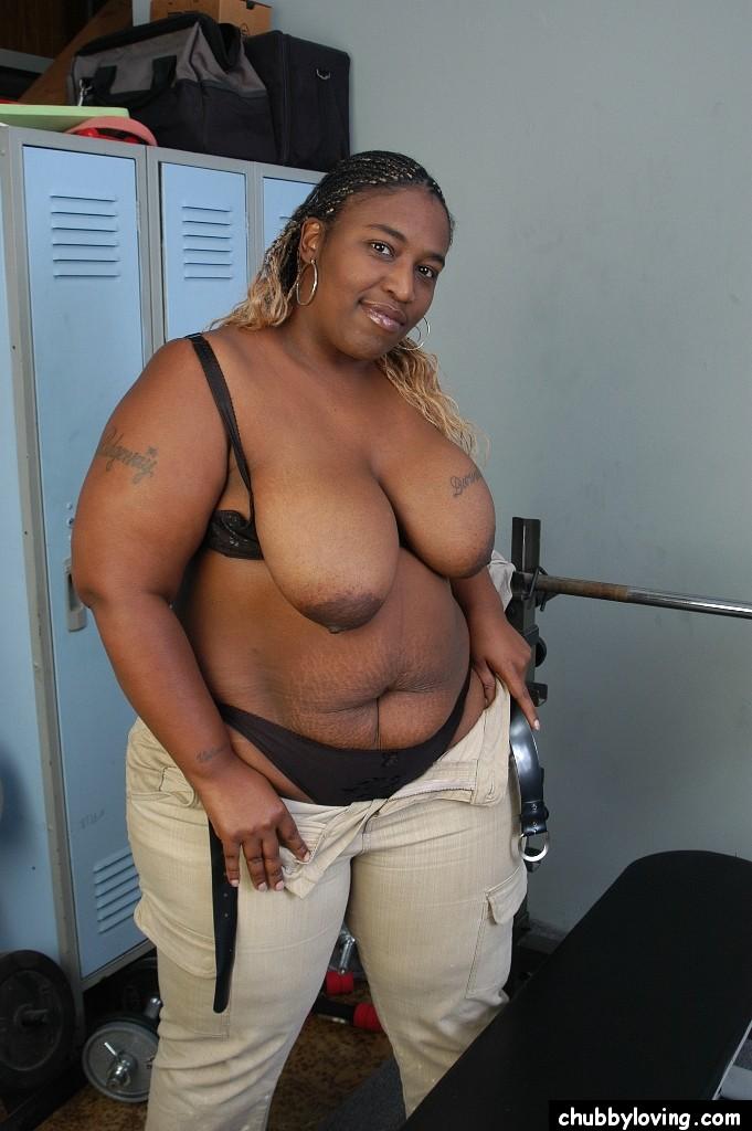 Black Huge Tits Fat Ass