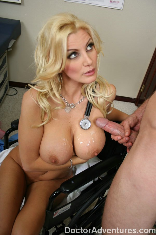 Big Tit Blonde Housewife