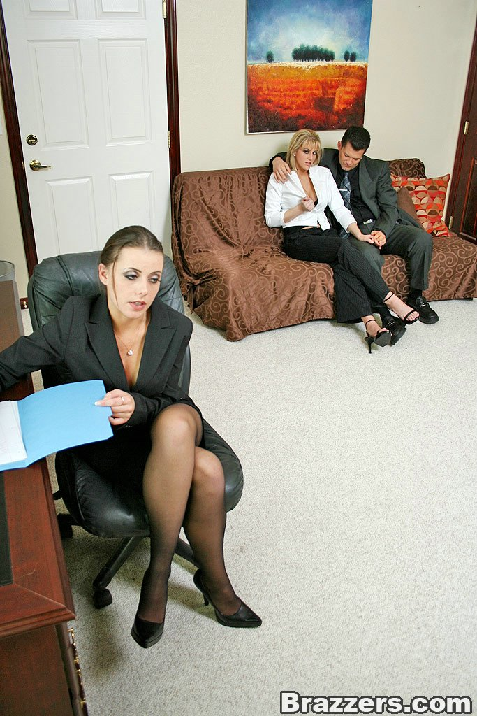 Horny secretary. Busty office chicks Penny - XXX Dessert ...