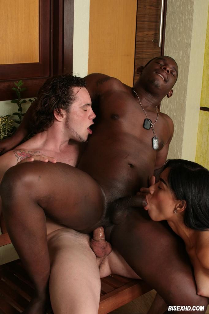 Interracial Bi Mmf