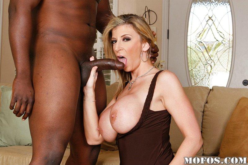 Ebony milfs seeking interracial sex with