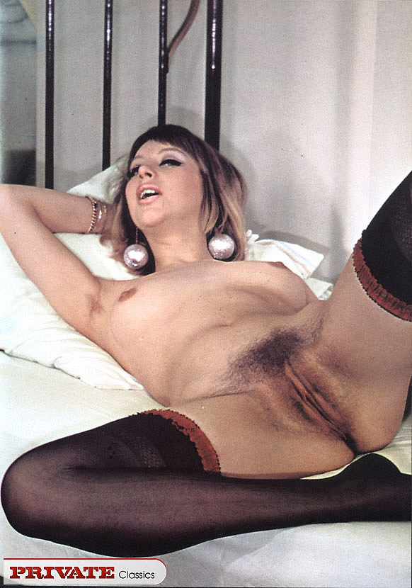 Women nude vintage hairy