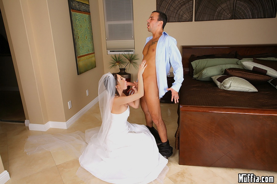 Big cock wedding